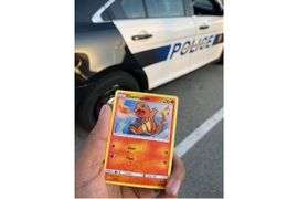 California Officer Calms Distraught Boy with Common Interest in Pokémon