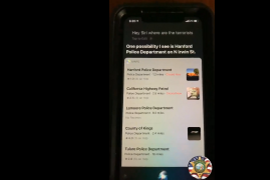 Apple Apologizes for Siri Referencing Police Stations as Terrorist Locations