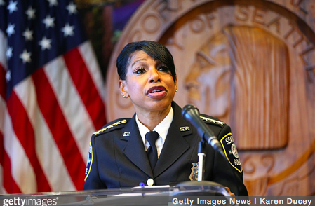 Departing Seattle Chief Says Council Put Her in Position