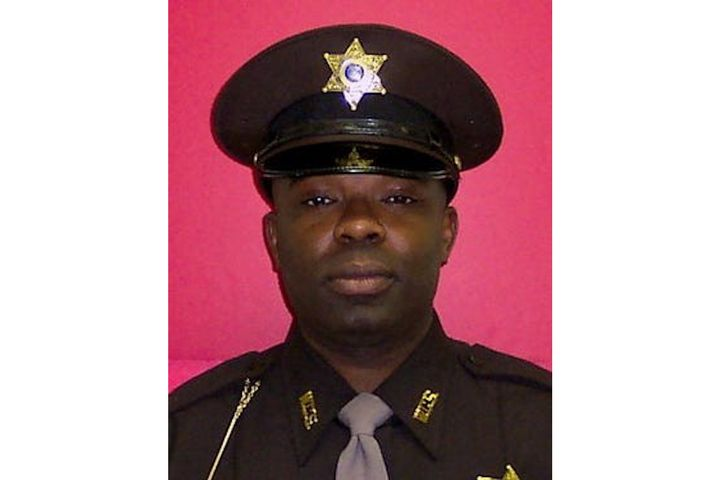 Corporal Bryant Searcy of the Wayne County (MI) Sheriff's Office was killed by an inmate Wednesday, officials say. (Photo: Wayne County SO) -