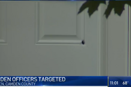 7 Shots Hit Home of Married NJ Officers While They and Baby Were Inside
