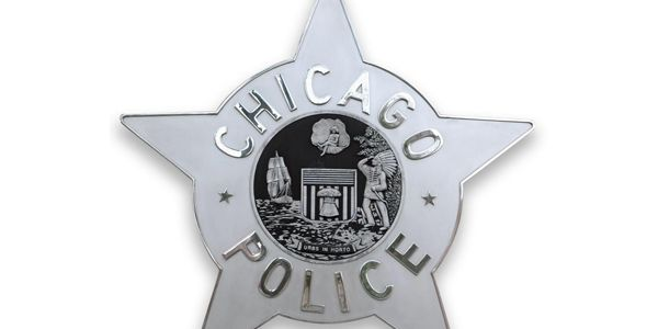 An officer with the Chicago Police Department who was struck by a passing vehicle during a...