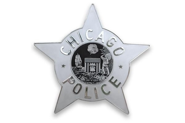 An officer with the Chicago Police Department who was struck by a passing vehicle during a traffic stop on Saturday night is now listed in good condition and is expected to recover from his injuries. - Image courtesy of Chicago Police Department / Facebook.