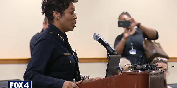 Dallas Chief Resigns After Three Years Leading Department