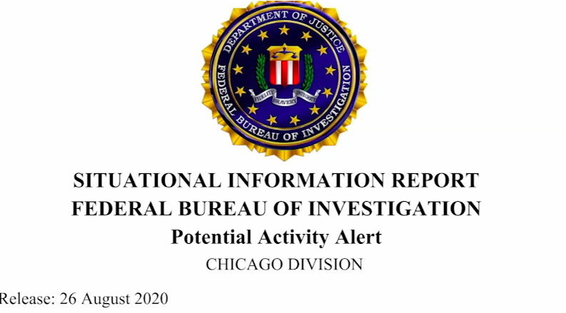 FBI Warns Gangs are Targeting Chicago Officers