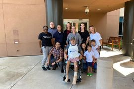 Texas Officer Injured in Bicycle Accident Released from Hospital