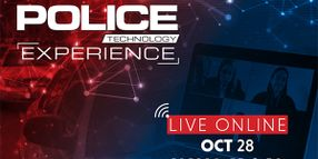 POLICE to Offer Special Series of Free Webinars on Law Enforcement Technology