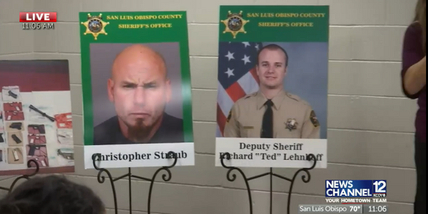 CA Deputy Wounded in Ambush, White Supremacist Suspect Killed