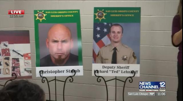 CA Deputy Wounded in Ambush, White Supremacist Suspect Killed