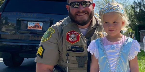 After a four-year-old girl was transported to a nearby hospital, the deputy—whose name has not...