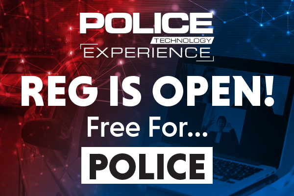 Monday's Session of FREE Online POLICE Technology Experience Focuses on Officer Efficiency Tools