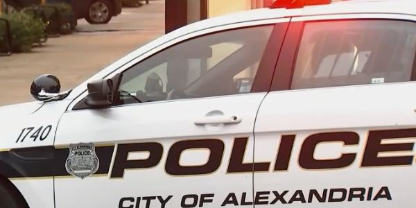 An officer with the Alexandria (VA) Police Department is listed in fair and stable condition...