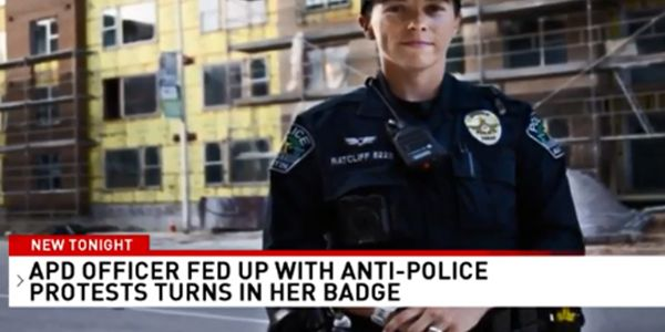 Kat Ratcliff knew she wanted to be a police officer from a very early age, but following the...