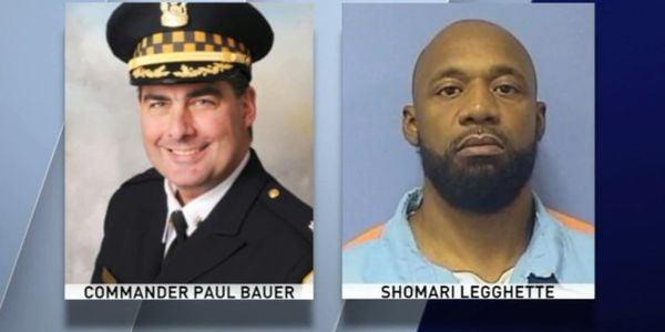 Killer of Chicago Police Commander Gets Life Sentence