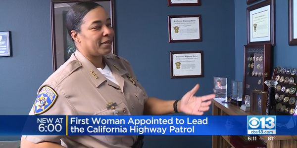 California Highway Patrol Appoints First Female Commissioner