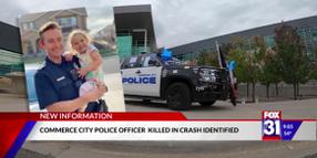 Colorado Officer Killed in Multi-Vehicle Highway Crash