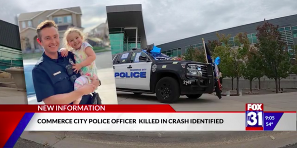Colorado Officer Killed in Multi-Vehicle Highway Crash