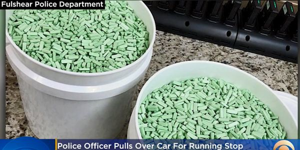 An officer with the Fulshear City Police Department stopped the vehicle for a minor traffic...