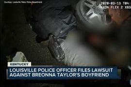 Louisville Officer Files Lawsuit Against Breonna Taylor's Boyfriend