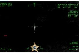 Video: Florida K-9, Helicopter Crew, Track Down Suspect Who Fled Traffic Stop