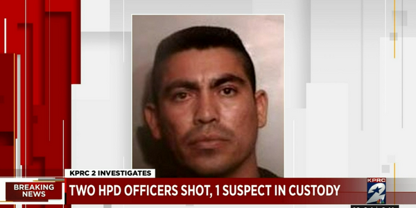Accused cop killer Elmer Rolando Manzano's estranged wife had twice called police alleging...