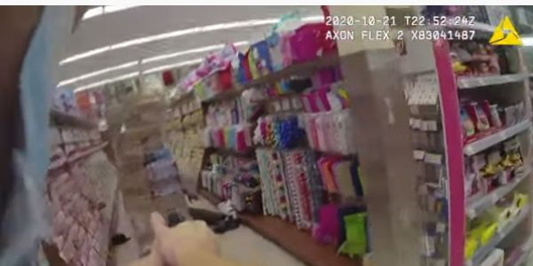 The Modesto (CA) Police Department released body-worn camera video footage of the incident along...