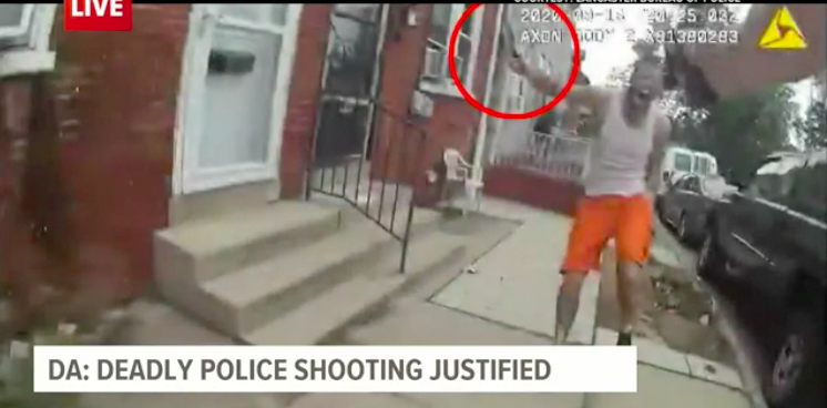 PA Shooting That Sparked Protests and Riots Ruled Justified