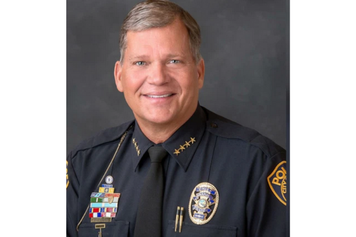 Chief Greg Graham of the Ocala (FL) Police Department was killed piloting his airplane Sunday. (Photo: Ocala PD) -