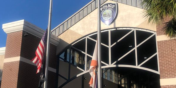 The announced on Monday morning that Ocala police Chief Greg Graham died Sunday morning in a...