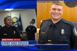 South Carolina Officer Fatally Shot at Domestic Call