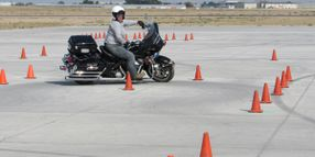 Colorado Department Announces First-Ever Female Motor Officer