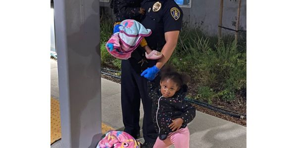 The agency recently posted an image on its Instagram page of Officer Vital Adrianni, who...