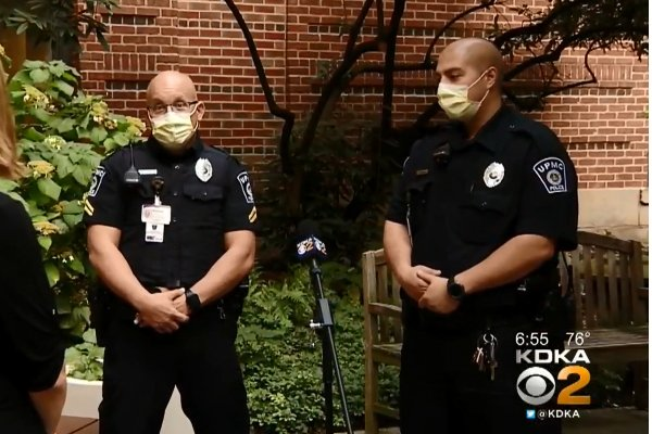 Pennsylvania Officers Lauded for Life-Saving Use of Tourniquet on Hemorrhaging Woman