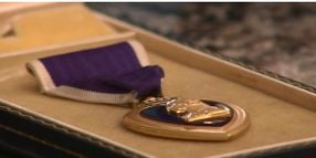 Florida Officer Searching for Rightful Owner of Purple Heart Medal