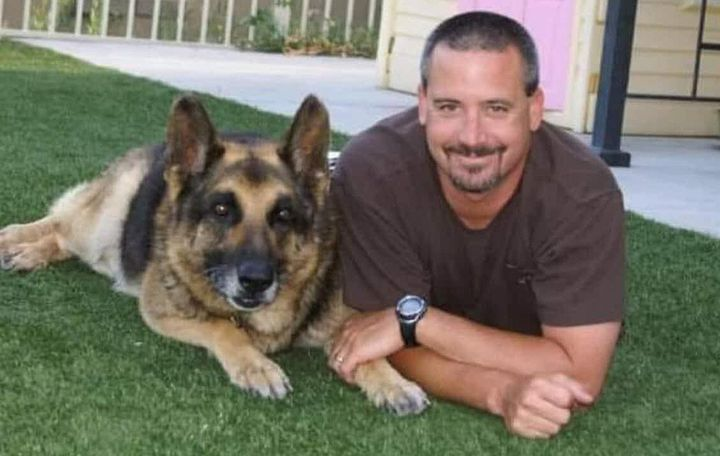 Sgt. Harry Cohen of the Riverside County (CA) Sheriff's Office died during K-9 training. (Photo: Riverside County SO/Facebook) -