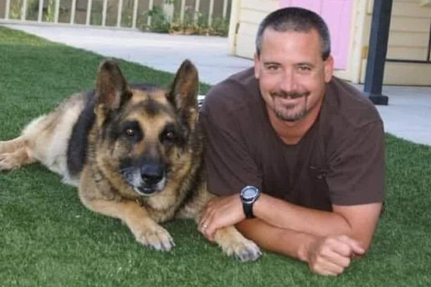 Sgt. Harry Cohen of the Riverside County (CA) Sheriff's Office died during K-9 training. (Photo:...