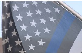 "Colorado HOA Orders Officer to Take Down ""Thin Blue Line"" Flag"