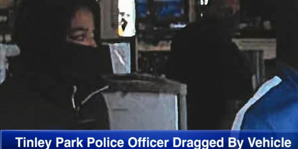 An officer with the Tinley Park (IL) Police Department was injured when attempting to apprehend...
