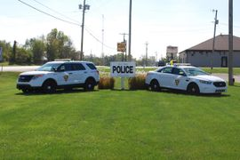 Indiana Officer Shot Responding to Domestic Incident