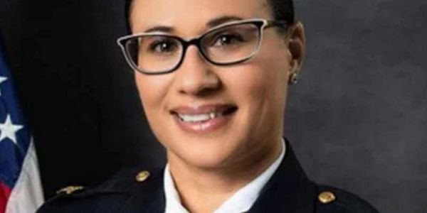Former Portsmouth, VA, Police Chief Angela Greene (Photo: Portsmouth PD)