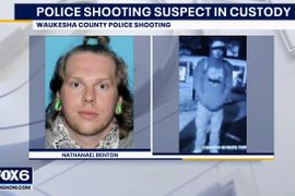 2 Wisconsin Officers Shot, Suspect Arrested After Manhunt