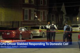 Chicago Officer Stabbed on Mental Health Call