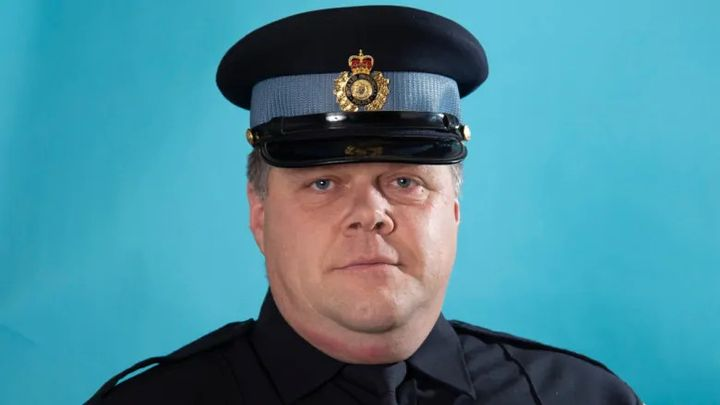 Const. Marc Hovingh of the Ontario Provincial Police was shot and killed Thursday. (Photo: OPP) -