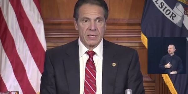 NY Governor Slams Sheriffs for Refusing to Enforce 10-Person Holiday Gathering Limit