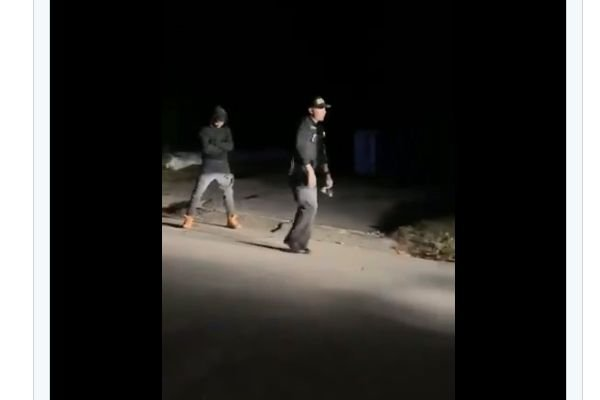 "A deputy with the Richland County (SC) Sheriff's Department has garnered a rather large following on the social media platform TicTok, and as a consequence a local citizen stopped him and his partner as they were on patrol and challenged him to a ""dance off."" - Image courtesy of Deputy Addy Perez / Twitter."