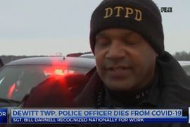 Decorated Michigan Officer Who was Shot in 2008 Dies of COVID-19