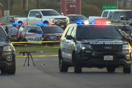 Houston Officer Murdered on North Side of City
