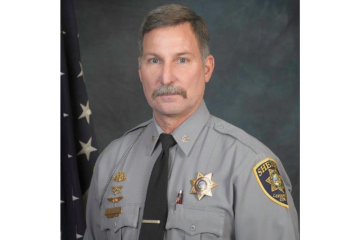 Deputy Corporal Daniel R. Abramovitz of Leavenworth County (KS) Sheriff's Office was killed Friday in an unmarked vehicle crash.  -