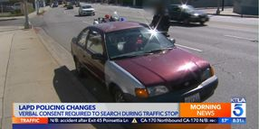 LAPD Must Get Verbal Consent on Video to Search Vehicles at Traffic Stops