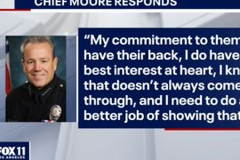 Union Survey Details Terrible Morale at LAPD, Officers Say They are Not Supported by Command Staff